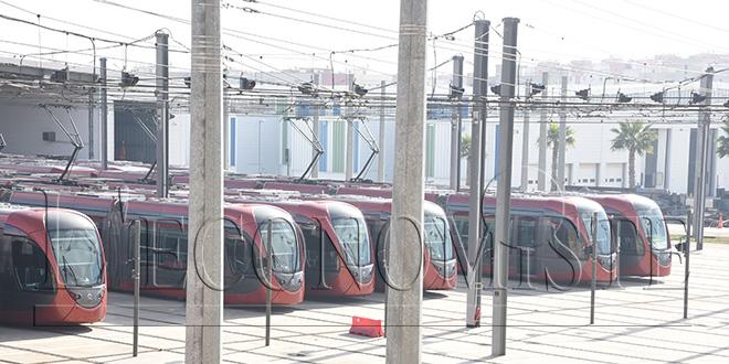 Casa-Tramway: 4 prétendants pour les rames des lignes 3 et 4