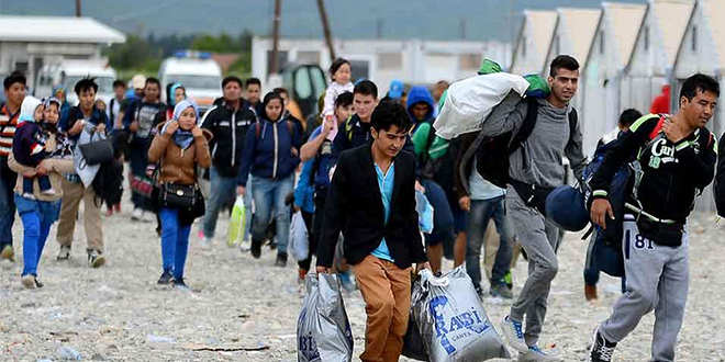Demandes d'asile dans l'UE : Le nombre de bénéficiaires en baisse de 40%