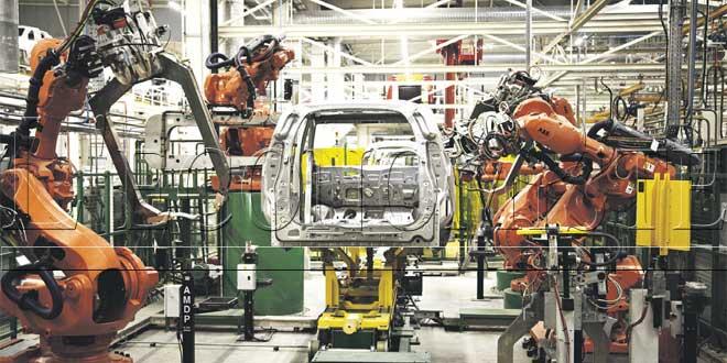 Automobile: Les exportations en hausse de 38,9%