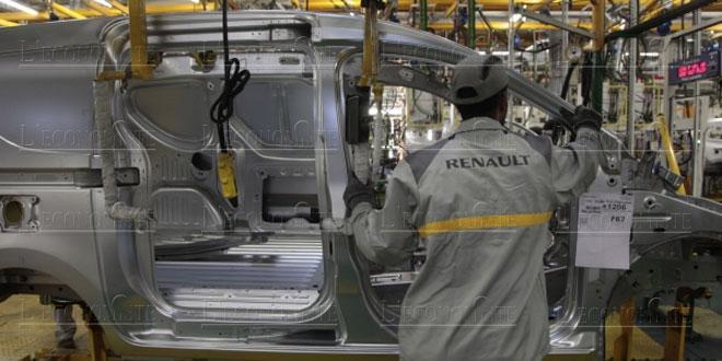 Renault : Le bénéfice chute de 37%