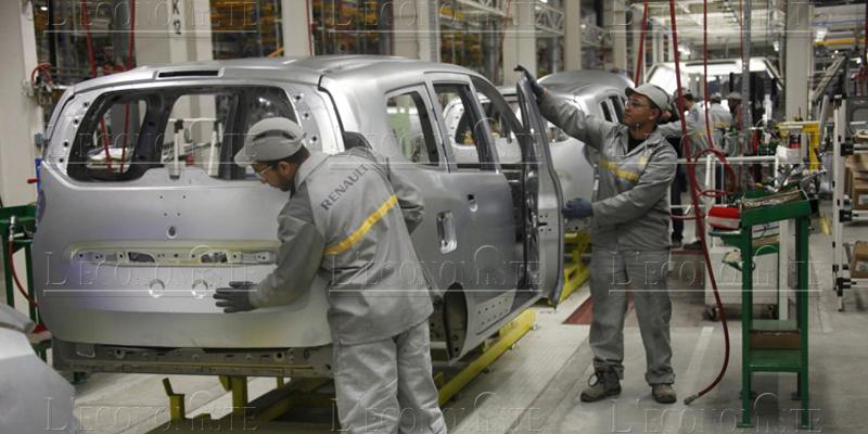 Industrie automobile: Renault Maroc reprend ses activités fin avril