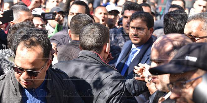 Affaire Aït El Jid : Le procès de Hamieddine reporté à la rentrée