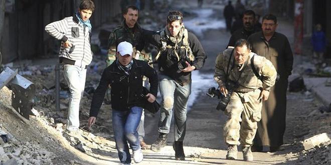 Les pays les plus dangereux pour les journalistes