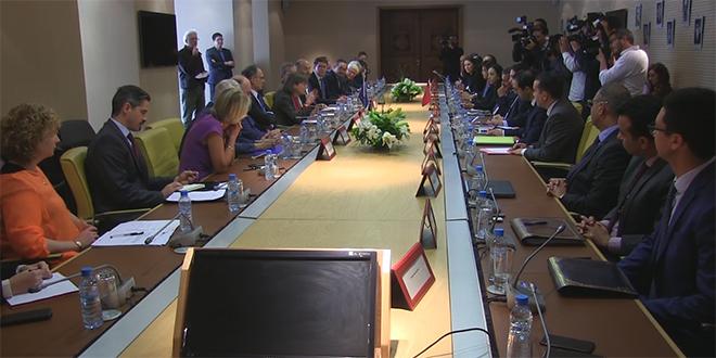 Accord de pêche: Maroc et UE s'entendent sur le contenu
