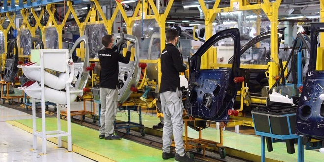 DIAPO/ Covid19: Renault accélère la cadence à Tanger