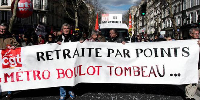 France : Une réforme des retraites sous tensions