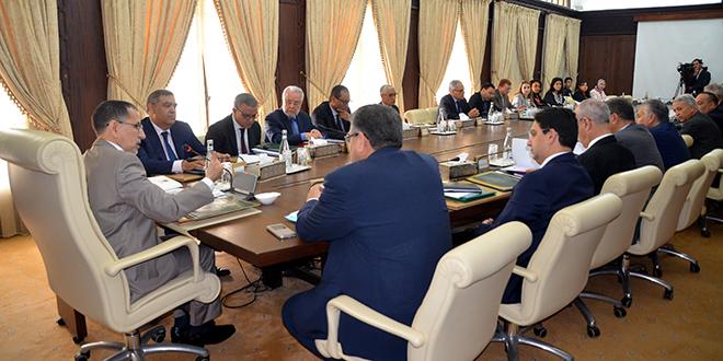 Adoption d'un projet de décret relatif au régime de l'AMO de base