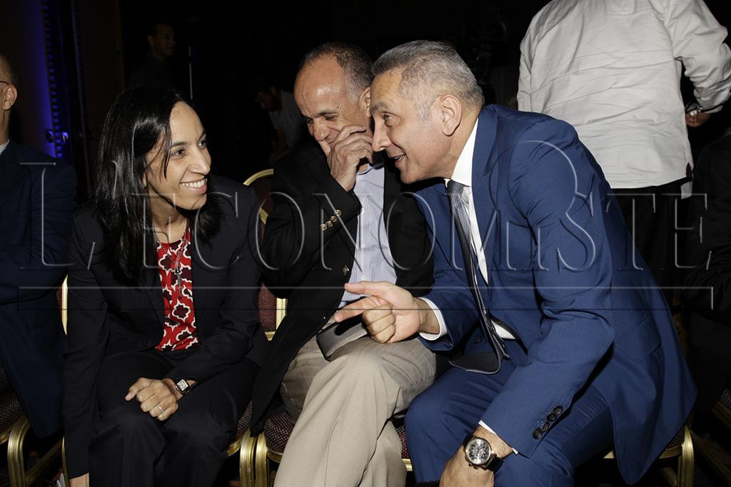 Mbarka Bouaida et Moulay Hafid Elalamy