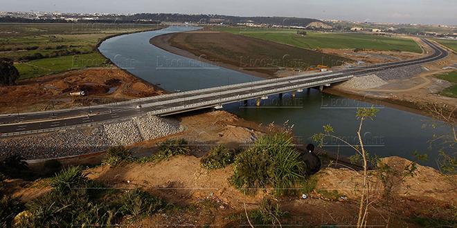 DIAPO/ Rocade Bouregreg : Les travaux quasi achevés