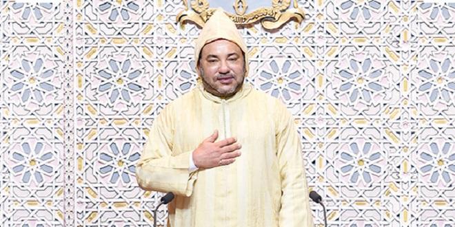Le Roi Mohammed VI lauréat du Prix Jean Jaurès de la Paix