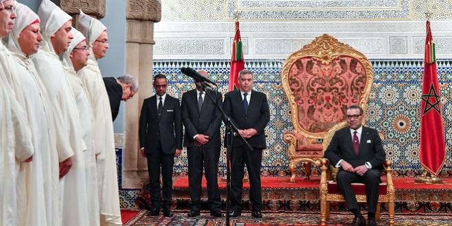 Le Roi reçoit les nouveaux walis et gouverneurs