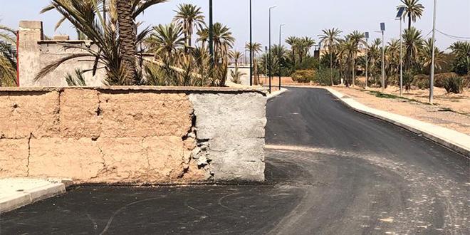 Marrakech : Désastre urbanistique sur la route de la Palmeraie