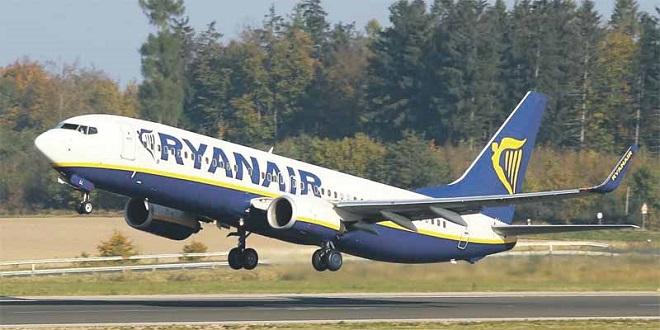 Ryanair lancera une nouvelle ligne au Maroc