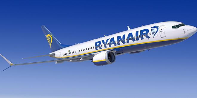 Ryanair annule 190 vols vendredi
