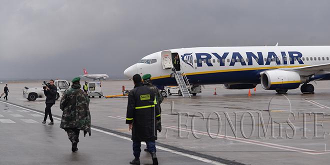 Ryanair : Un passager obèse débarqué d'un vol Madrid-Fès