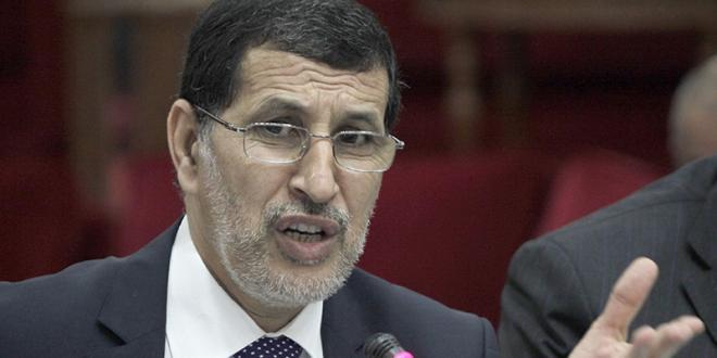 Al Omrane: El Othmani appelle à liquider le stock accumulé
