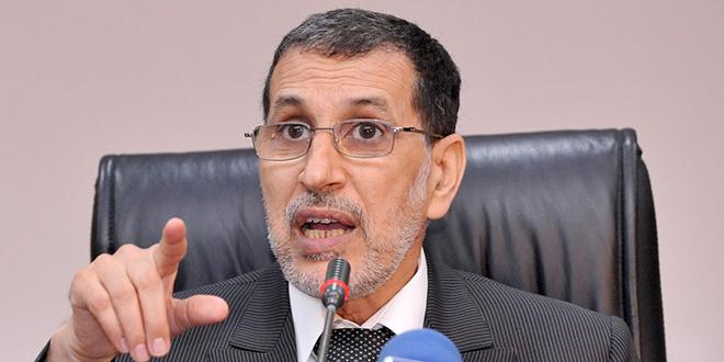 Aid Al ADha: Othmani insiste sur les règles de sécurité