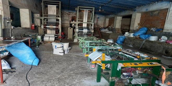 Casablanca: Plus de 18 tonnes de sacs en plastique saisies à Nouaceur