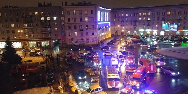 Russie: Explosion dans un supermarché, plusieurs blessés