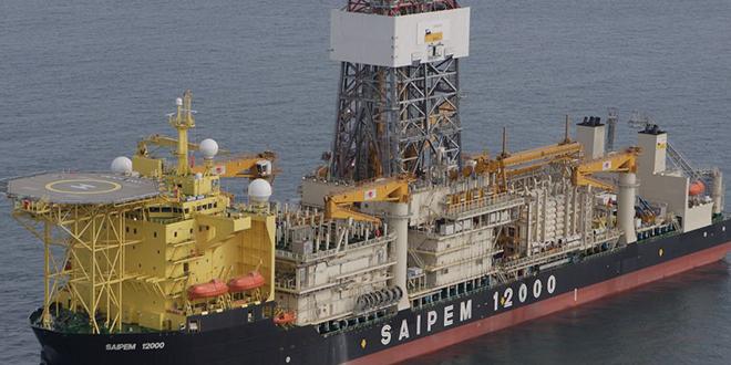 Pétrole : Le navire Saipem 12000 d'ENI bientôt au Maroc