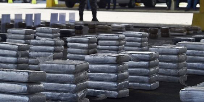 Espagne : saisie record de cocaïne