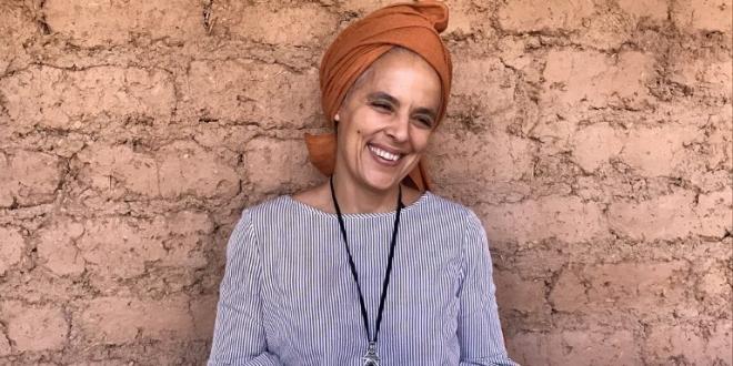Salima Naji, Chevalière de l'Ordre des Arts et des Lettres