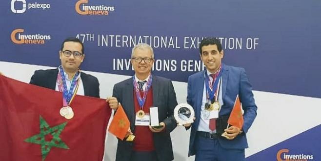 Invention : Le Maroc couronné à Genève