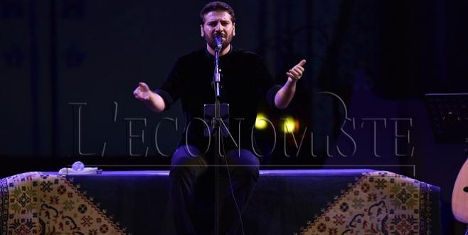 """Musiques sacrées/ Une prestation """"magnifique"""" de Sami Yussuf"""