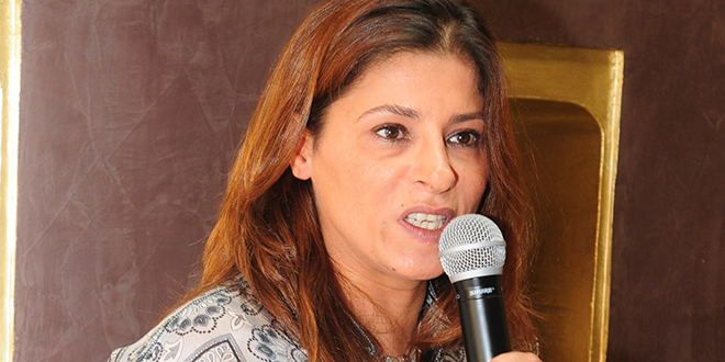 Samira Sitail hautement distinguée