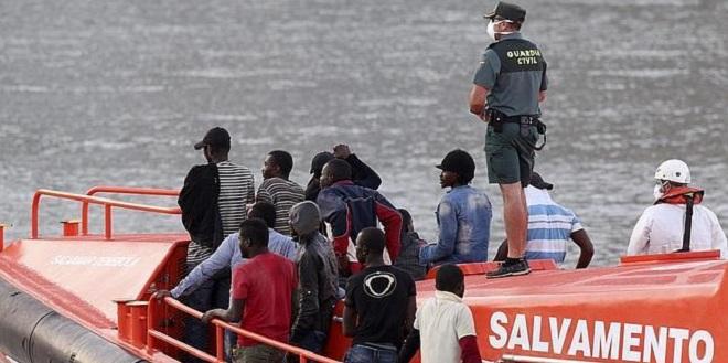Polémique sur le décès de six migrantes au large de Melilia