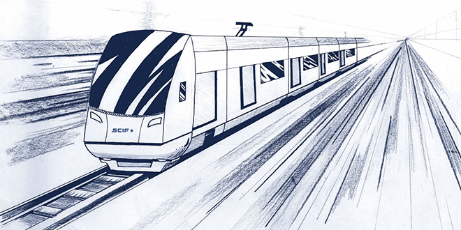 Un projet de train marocain à 200 km/h