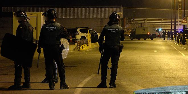 Sebta : 40 Marocains arrêtés après un affrontement avec la Guardia Civil