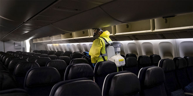 Aérien: L'IATA évalue les pertes pour 2020 et 2021