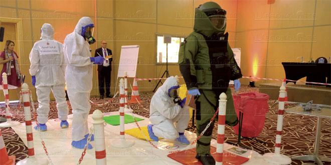 Sécurité nucléaire: L'AMSSNuR et l'UH1S coopèrent
