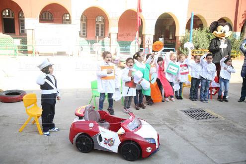 """""""Safe Roads Safe Kids"""" à Marrakech"""