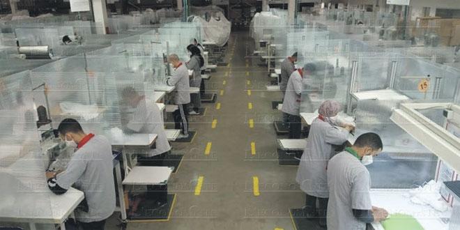 Marché du travail: Cinq régions abritent 72% des actifs de 15 ans et plus