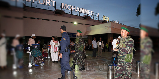 Aéroport Mohammed V, meilleur aéroport africain
