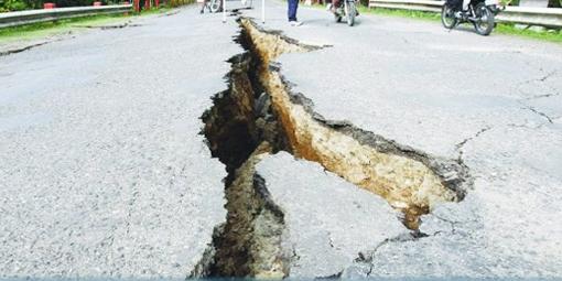 Un séisme au large des Iles Fidji