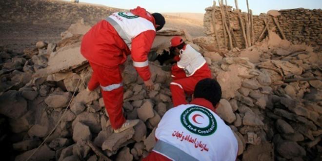 Iran: Un fort séisme fait 18 blessées