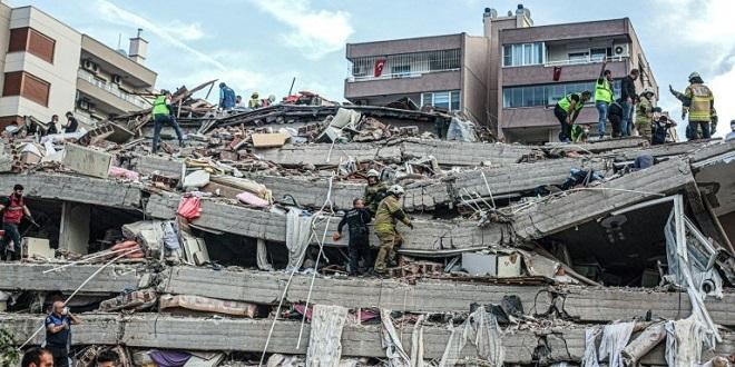 Turquie: Le bilan du séisme s'alourdit