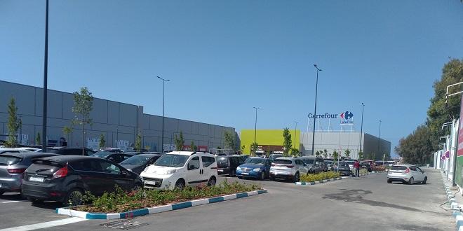 Aradei ouvre le centre commercial Sela Park Témara