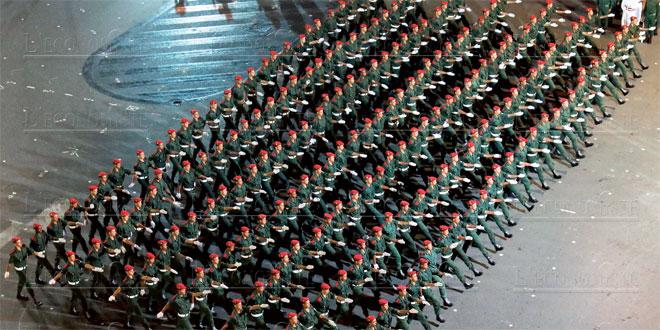 Service militaire : Le projet de loi arrive au Parlement