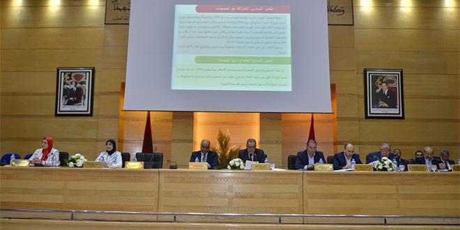 Fès-Meknès : Le Conseil de la région valide plusieurs projets