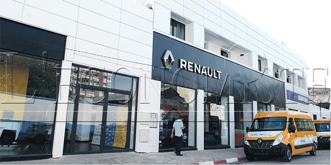 Renault Maroc dresse le bilan de 2019