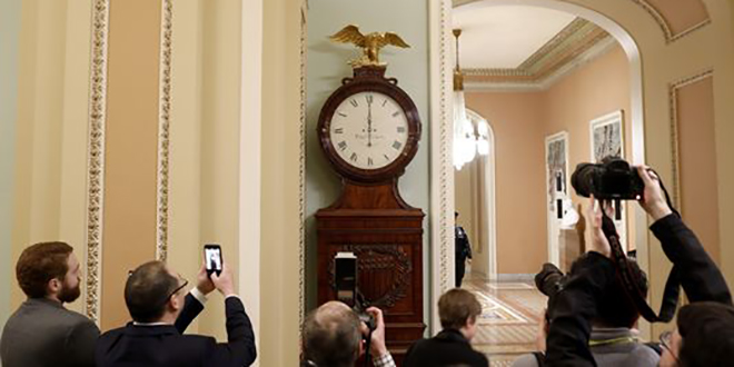 Etats-Unis: premier « shutdown » depuis 2013