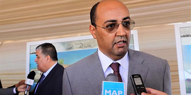 Laâyoune-Sakia El Hamra: Sidi Hamdi Ould Errachid (PI) réélu président du Conseil de la région