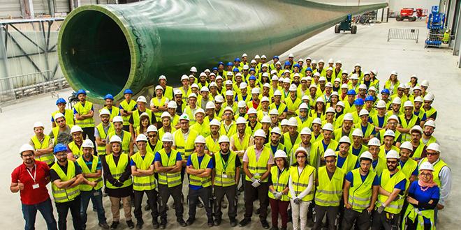 Tanger : Première exportation pour l'usine Siemens-Gamesa