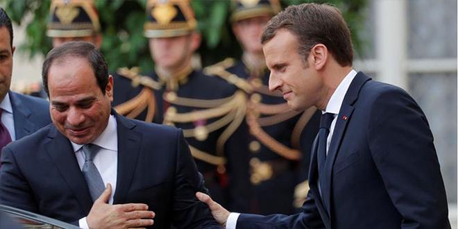 Droits de l'Homme : Macron épargne Al Sissi