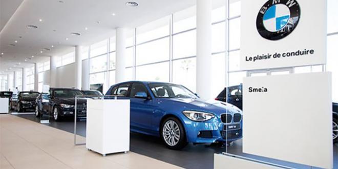 AkzoNobel approvisionne BMW