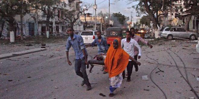 Attentat contre un hôtel de Kismayo: 13 morts et quatre membres des shebaab abattus